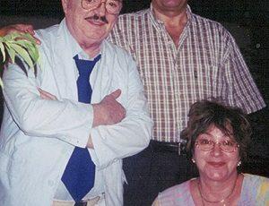 Alaturi de Ion Lucian si Paula Sorescu-Lucian