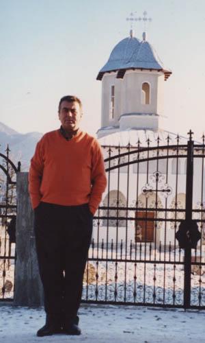 Ion Antonescu, ctitorul Bisericii Spinu, Perisani