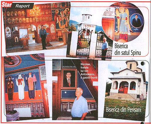 Revista Star Ion Antonescu ctitor biserici
